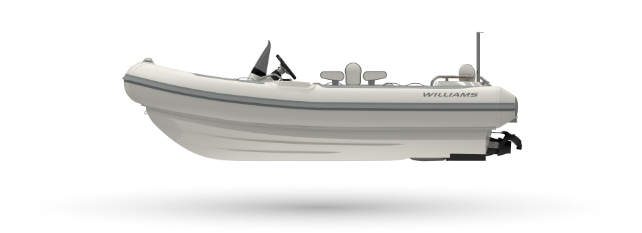Boat side template