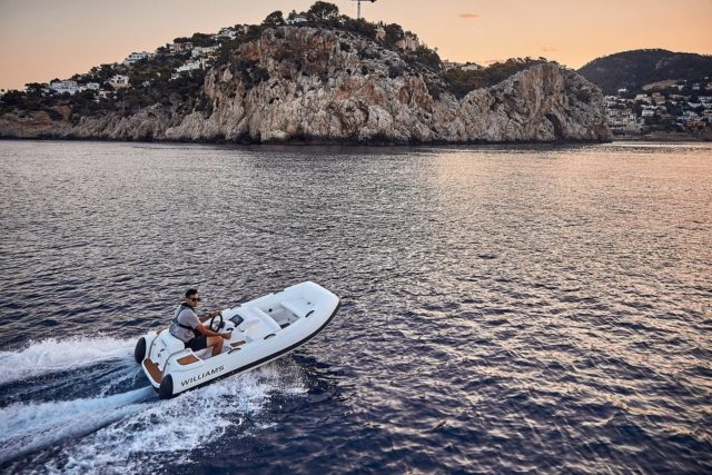 A fundamental part of the design process is ensuring our tenders are fun to pilot. We've honed our hull design and weight distribution to deliver a sharp and controlled feeling at the helm. It's something that really has to be experienced to be understood! #WilliamsJetTenders  . . . . . #yachtlife #yachting #yachtclub #yachts #yachtmaster #yachtdesign #yachtlifestyle #yachtworld #yachtinglife #yachtinglifestyle #yachtweek #yachtlover #yachtstyle #yachtingworld  #yachtphotography #yachttender #yachttoys #superyacht #superyachts #superyachtlife #superyachtlifestyle #superyachtworld #superyachttimes #superyachtdesign #superyachtindustry #superyachttender #superyachtcontent #sealover
