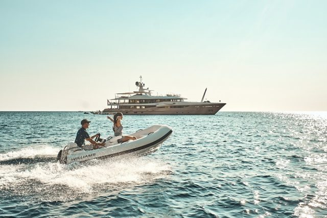 Can you think of any other way to get this same feeling of freedom? Class leading reliability, performance, handling and versatility. The go-anywhere tender that not only is a thrill to skipper, but a joy to be a passenger.  . . . #yacht #yachtlife #yachting #yachts #superyacht #yachtclub #yachtlifestyle #luxuryyacht #megayacht #yachtworld #yachtinglifestyle #yachtinglife #superyachts #yachtweek #yachtstyle #yachtingworld #luxuryyachts #instayacht #yachttender #superyachtlife #yachtieworld #theyachtweek #boatlife #boats #boating #boat #boatinglife