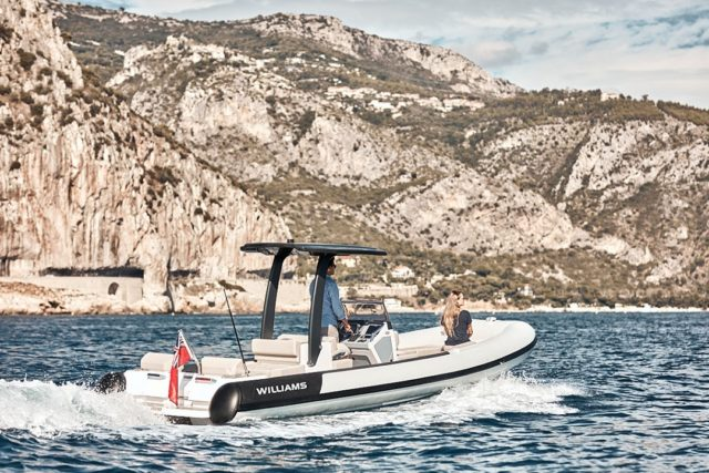 Even at lower speeds, the EvoJet is highly manoeuvrable and delivers pinpoint accuracy thanks to its custom designed sports hull. #WilliamsJetTenders  . . . #yacht #yachtlife #yachting #yachts #superyacht #yachtclub #yachtlifestyle #luxuryyacht #megayacht #yachtworld #yachtinglifestyle #yachtinglife #superyachts #yachtweek #yachtstyle #yachtingworld #luxuryyachts #instayacht #yachttender #superyachtlife #yachtieworld #theyachtweek #boatlife #boats #boating #boat #boatinglife