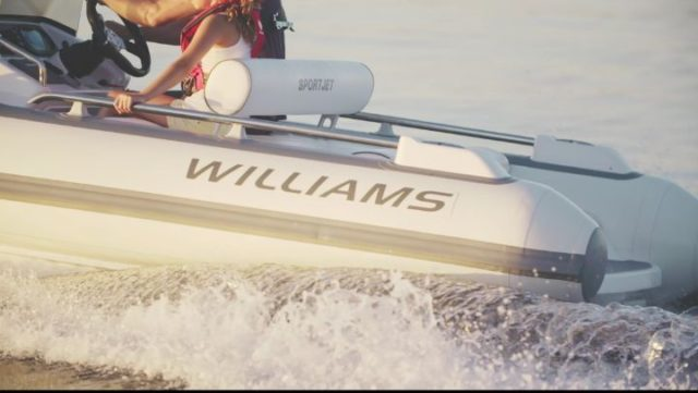 The largest in the SportJet range, the 520 has ample space for the whole family along with plenty of under-seat storage for swimfins, snorkels, lunch and perhaps the odd bottle of wine. It'll also hit a top speed of 46mph which is guaranteed to bring a smile to the faces of all onboard. #WilliamsJetTenders  . . . #yacht #yachtlife #yachting #yachts #superyacht #yachtclub #yachtlifestyle #luxuryyacht #megayacht #yachtworld #yachtinglifestyle #yachtinglife #superyachts #yachtweek #yachtstyle #yachtingworld #luxuryyachts #instayacht #yachttender #superyachtlife #yachtieworld #theyachtweek #boatlife #boats #boating #boat #boatinglife